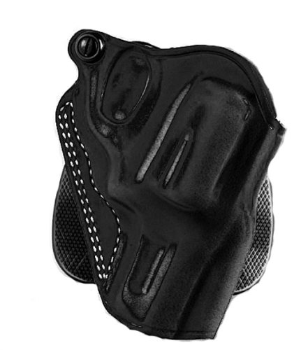 Galco Speed Paddle Holster for 1911 5-Inch Colt Kimber Para Springfield Black Right-hand