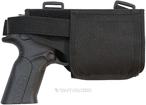 1911 Shoulder Holster For Gun with LightLaser