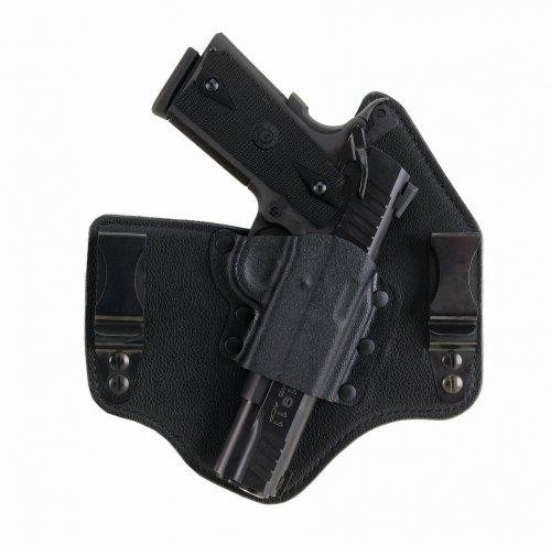 Galco KT224B Kingtuk Inside the Waistband Holster - RH Black fits Glock 171922232627313233