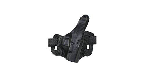 Blackhawk 420103BK-R Detachable Slide Leather Concealment Holster Black