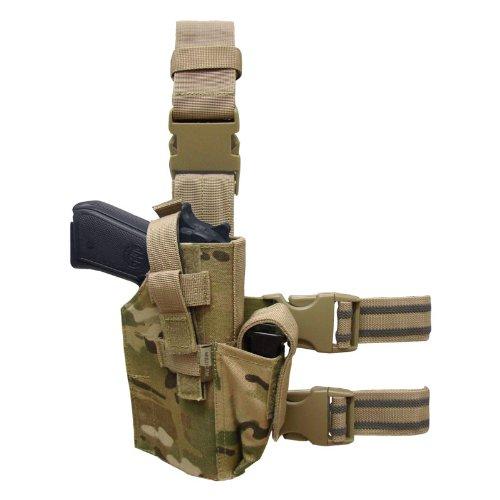 Condor Tactical Leg Holster Multicam