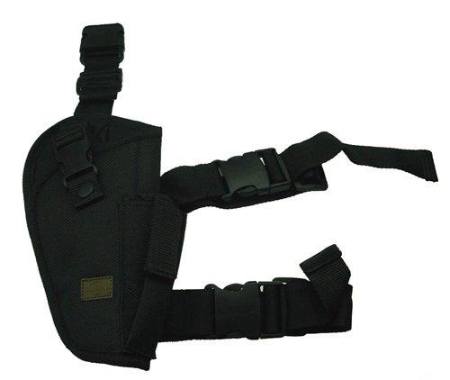 Elite Tactical Leg Holster Right Handed Black