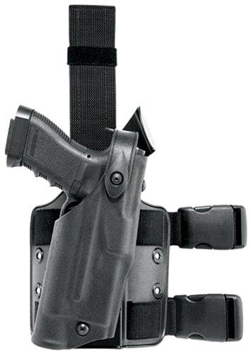 Safariland 6304 ALS Tactical Leg Holster Black STX Glock 21 with M3