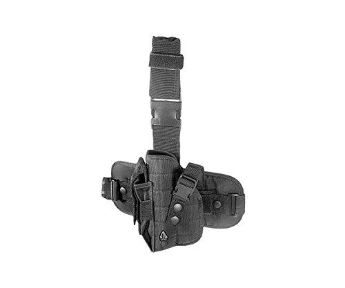 UTG Special Operations Universal Tactical Black Leg Holster Left Handed