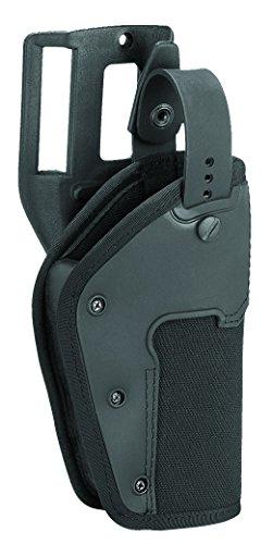 First Class Universal Gun Holster-Nylon-Right Side Black