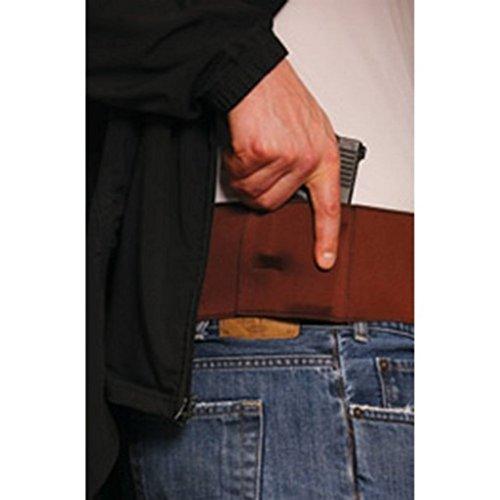 Gould Goodrich The Body Guard Waist Holster 42-48in Tan - For Glocks Beretta Sig 230