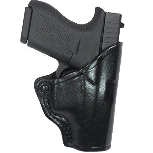 Gould Goodrich Tension Belt Slide Glock Springfield XDS Holster Left Hand Black
