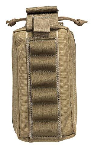 Elite Survival Systems Molle Quick-Deploy Shotshell Pouch - Holds 18 Elite Survival Systems ME216-T Molle Quick-Deploy Shotshell Pouch - Holds 18 Coyote Tan