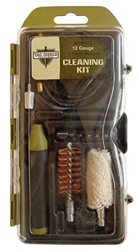 TAC SHIELD 12 Gauge Shotgun Cleaning Kit 13-Piece