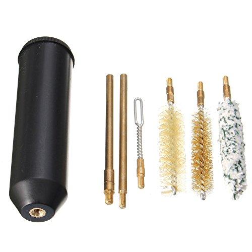Pistols Cal383579mm Cleaning Kit Gun Rod Brush Professional gun cleaning tools