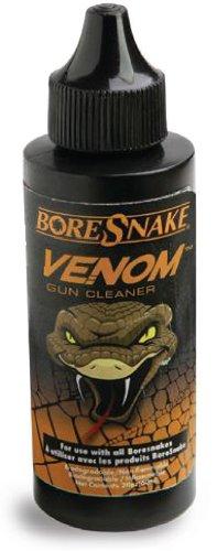 Hoppes BoreSnake Venom Gun Cleaner 2 oz Bottle