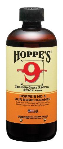 Hoppes No 9 Gun Bore Cleaning Solvent 1-Quart Bottle