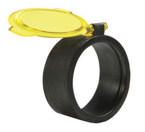 Blackpowder Products Bushwaker 270 Degree Optic Covers and See-Thru Binocular Amber Size 6 Scope