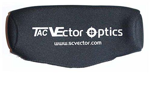TAC Vector Optics Riflescope Coat Scope Jacket Cover Rain Proof Durable Protection Small Color Black S