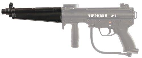 Tippmann A-5 Flatline Barrel with Built in Foregrip