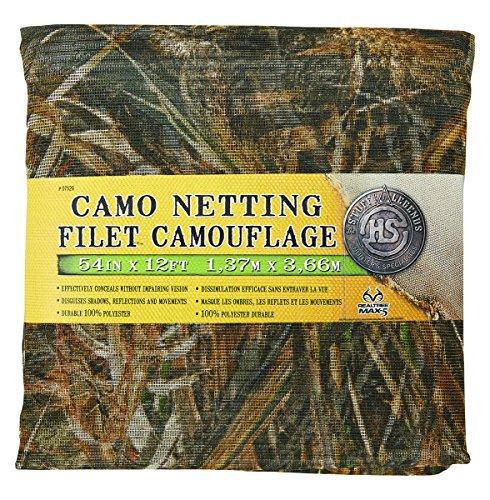 Hunters Specialties Mesh Netting Realtree Advantage Max-5 Camo