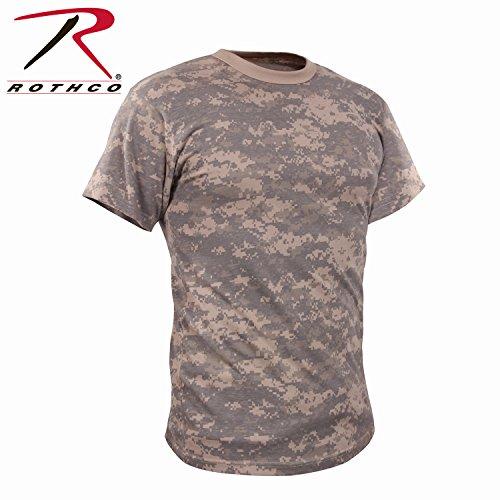 Rothco Vintage T-Shirt ACU Digital Camo Large
