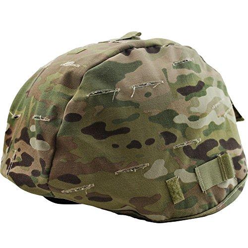 Military MICHACH Multicam Helmet Cover SM
