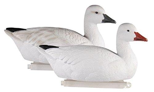 Greenhead Gear Pro-Grade Goose DecoySnow Goose FloatersActive 4-pack