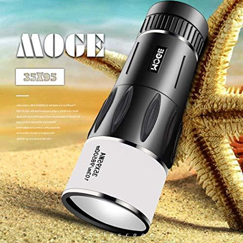 High Power HD Monoculars Telescope Zoom Binoculars for Bird Watching Wildlife Safari Hunting Travel Concert Sports Game Gifts 35X95