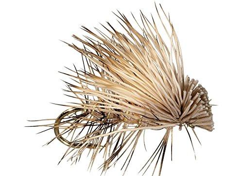 Flies Direct Elk Hare Caddis Brown Assortment 1 Dozen Trout Fishing Flies