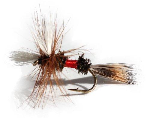 Flies Direct Royal Wulff Assortment Trout Fishing Flies 1-Dozen