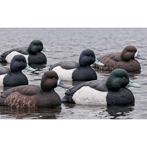 Avian-X Top Flight Bluebills Duck Hunting Decoys 8088