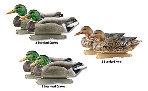 Greenhead Gear Life-Size Duck DecoyMallards12 Dozen