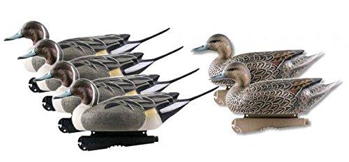 Greenhead Gear Over-Size Duck DecoyPintails12 Dozen