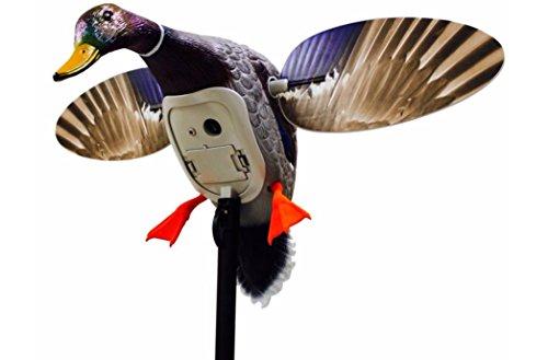 MOJO Outdoors Mojo King Mallard Spinning Wing Duck Decoy New