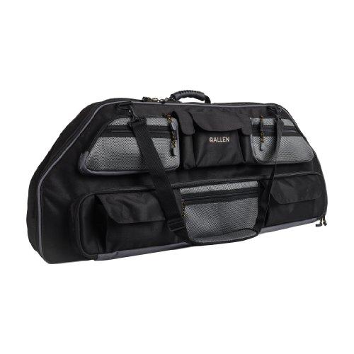Allen Gear Fit X Compound Bow Case Black
