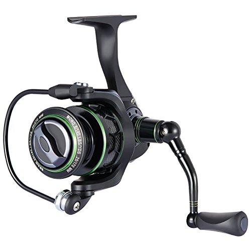 Piscifun NEW Venom Spinning Reel Lightweight Smooth Fishing Reel 1000 Series 511 91BB 132LB Carbon Fiber Drag Spin Reels