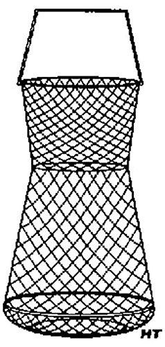 Wire Fish Basket 13X18