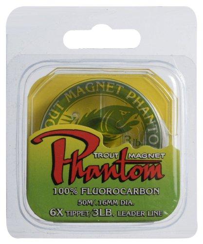 Trout Magnet Phantom Leader Line 3-Pound