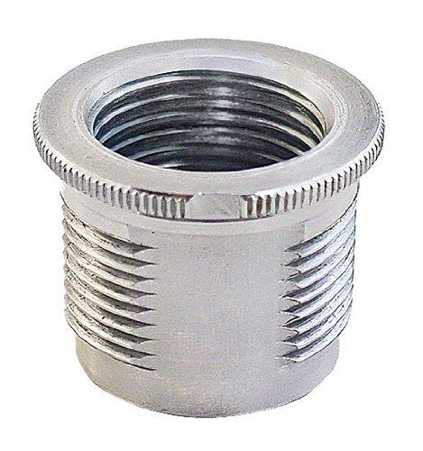 Lee Precision Breech Lock Bushings Silver