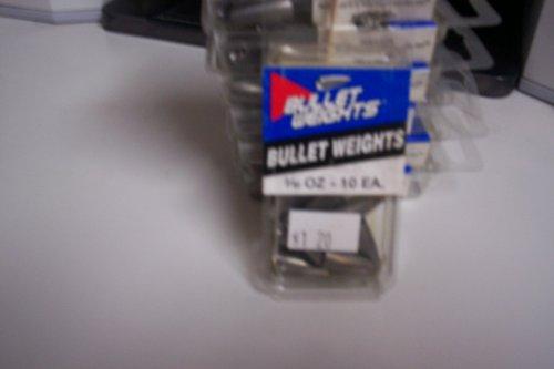 Bullet Weights Slip Sinkers 316 oz 10 pc