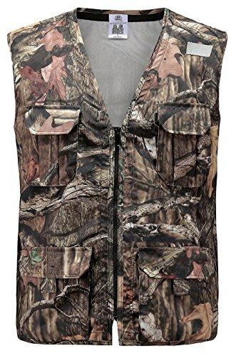 360 USA - Mossy Oak Camouflage Hunting Vest