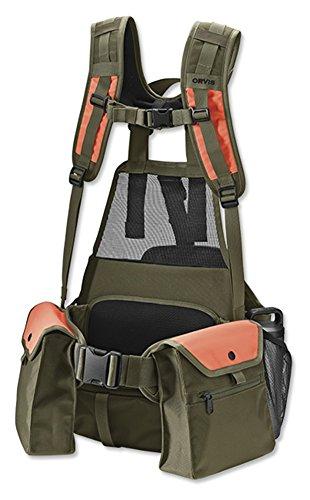 Orvis Mens Pro Series Hunting Vest Olive