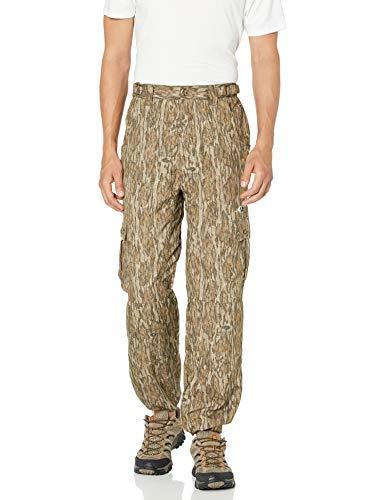 Mossy Oak Mens Tibbee Technical Lightweight Camo Hunting Pants