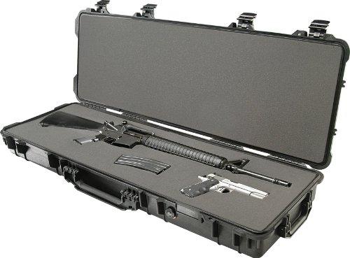 Pelican 1720 Rifle Case With Foam Black
