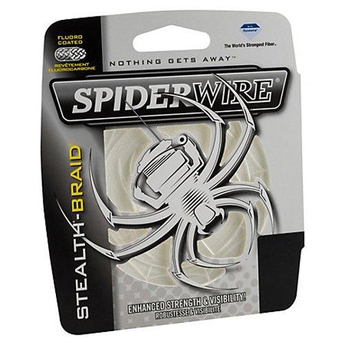 Spiderwire Scs10T-200 Stealth Fishing Bait 200 yd Translucent