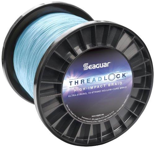 Seaguar  Threadlock Braided Fishing Line Blue 80-Pound2500-Yard