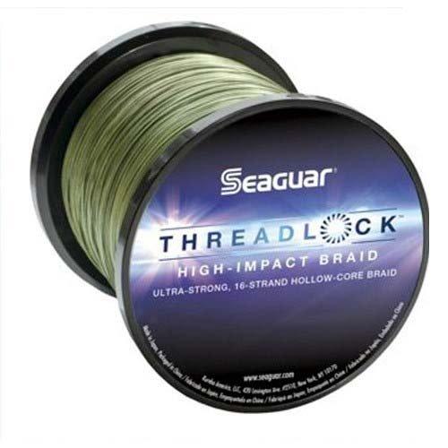 Seaguar  Threadlock Braided Fishing Line Green 60-Pound600-Yard