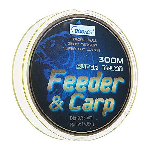Lixada 300M Super Strong Fishing Lines Sea Fishing Line Fishing Thread Monofilament Fishing Line PP Fishing Line 028mm03mm035mm04mm