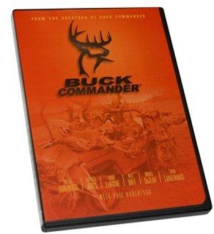 BUCK COMMANDER Hunting 1 DVD