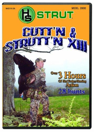 Hunters Specialties Cuttn and Struttn Turkey Hunting 13 DVD