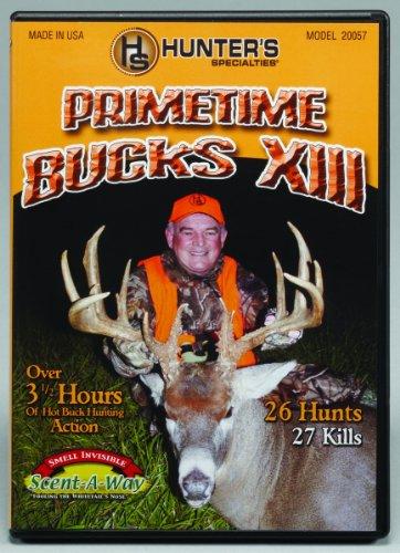 Hunters Specialties Primetime Bucks 13 DVD Deer Hunting DVD