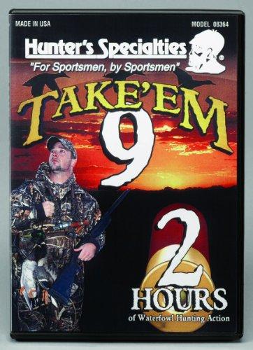 Hunters Specialties Takeem 9 Waterfowl Hunting DVD