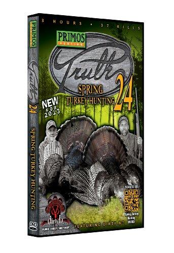 Primos The TRUTH 24 Spring Turkey Hunting DVD
