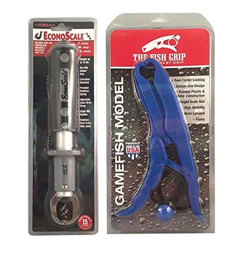 Fishing Scale Tool Bundle 1 EconoScale Fishing Scale 1 Fish Grip